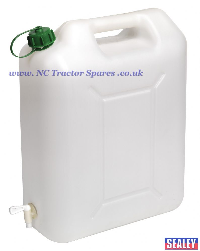 Fluid Container with Tap 20ltr